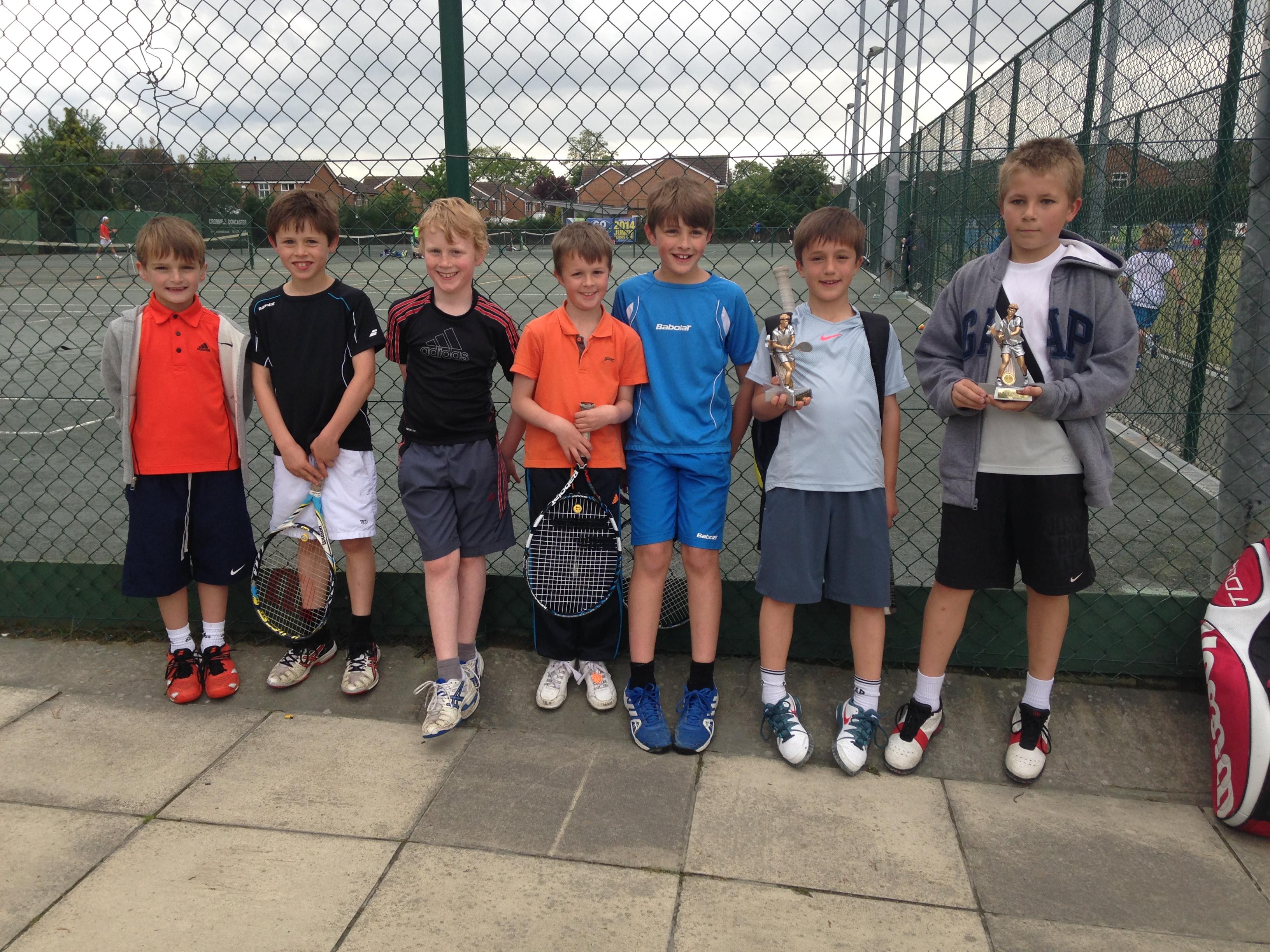 Spring Bank Round-Up - Thongsbridge Tennis and Sports Club