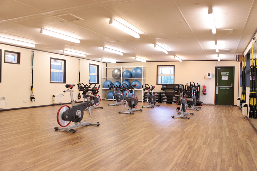 Fitness Equipment and Thongsbridge Fitness Club Gym